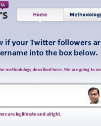 Socialbakers Fakefollowers: Know if Your Twitter Followers are Real or Fake?