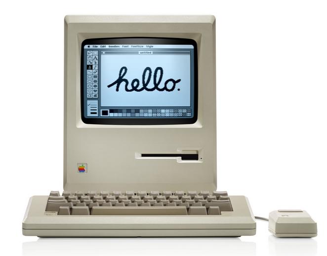 Apple Macintosh In 1984 » Latest Hi Tech News