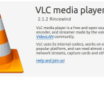 How to Install VLC 2.1.2 RinceWind on Linux Ubuntu 13.10, 13.04, 12.10 and 12.04