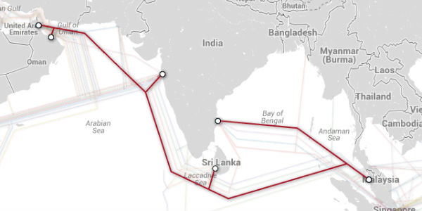 Submarine Cable Map 1