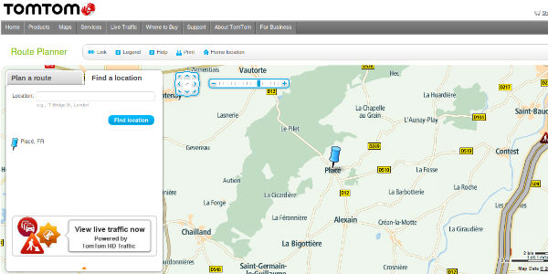 3 cool alternatives to google maps tomtom route planner gumiabroncs Gallery