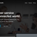 Download This Free Corporate Website Template Now
