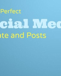 How To Create Perfect Social Media Update and Posts