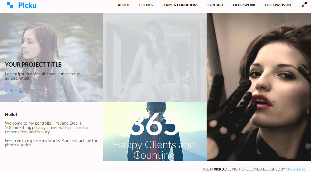 free download of css website templates