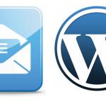 Create New WordPress Blog Posts By Sending Email