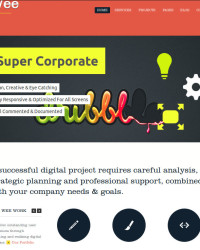 30 Top Free Responsive HTML5 CSS3 Website Themes