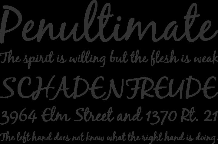 Top 20 Most Beautiful & Amazing Free Cursive Script Fonts