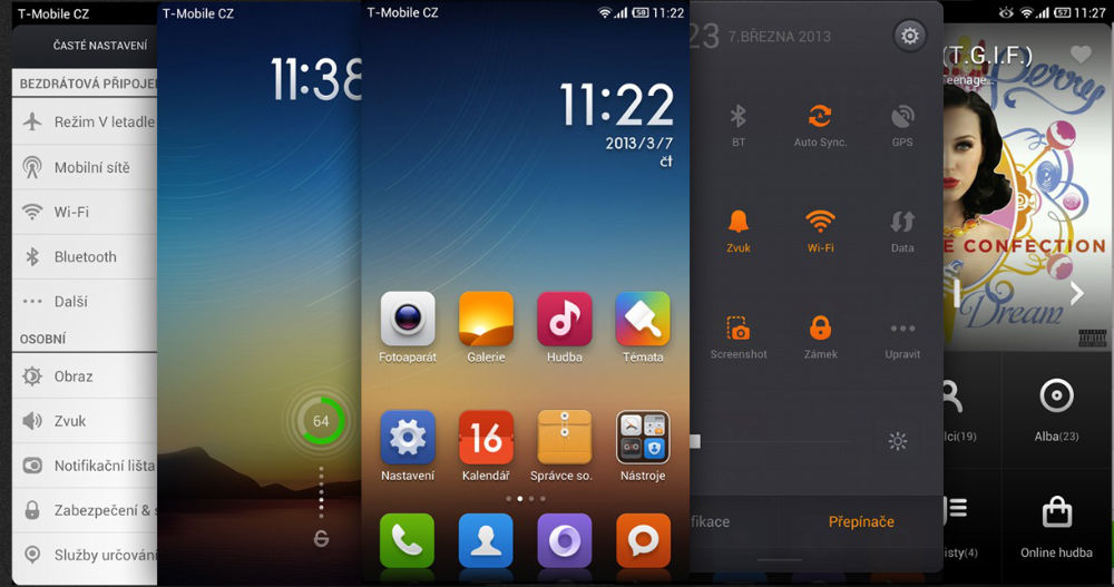 how to download and install custom themes on xiaomi mi 3 smartphone