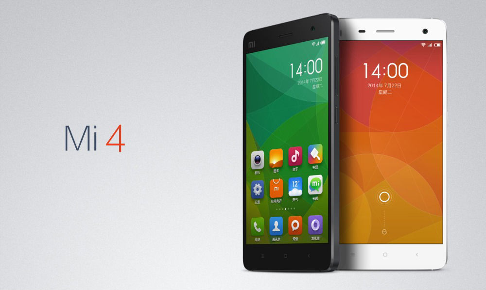 Download Xiaomi Mi 4 Default Official Wallpapers