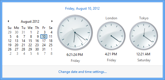 How to Add Multiple Clocks with Different Time Zones