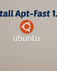 How To Install Apt-Fast 1.8.2 On Ubuntu 14.04, Ubuntu 12.04 And Derivative Systems