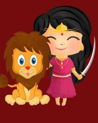 9 Cutest Avatars of Maa Durga to Celebrate Navaratri 2014