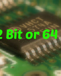 How to Tell If you're using 32 bit or 64 bit Linux Ubuntu OS