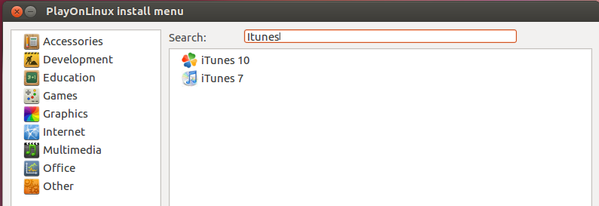 Install iTunes on Ubuntu-01