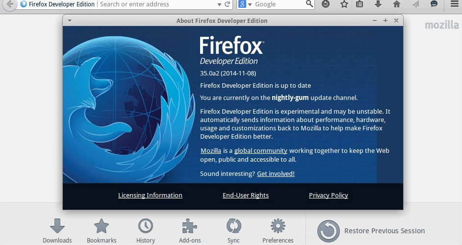 K Meleon Filehippo +Mozilla Firefox 64 bi...