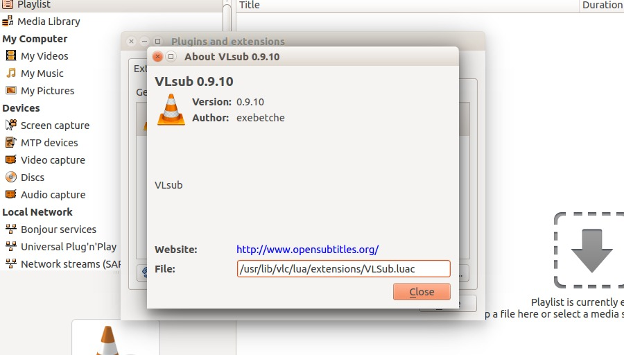 Subtitles VLC Media Player-112