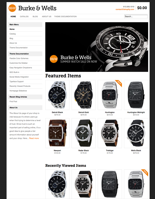 Burke-Wells-Shopify-Theme