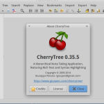 How To Install CherryTree Text Editor On Ubuntu 14.04, Debian & Derivatives
