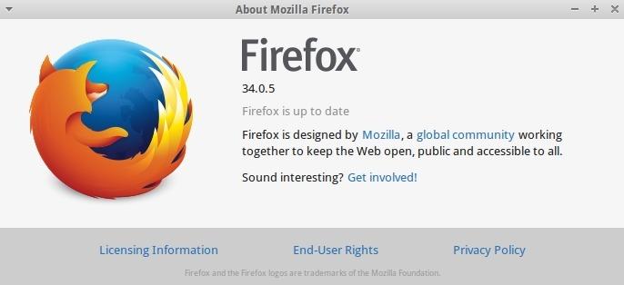 firefox 34.0.5