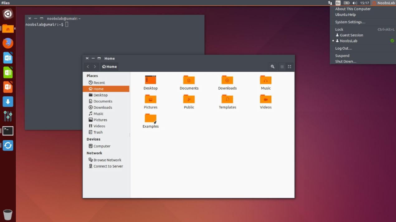 Install Ubuntu-Touch Unity Theme on Ubuntu 14 10/14 04 & Linux Mint