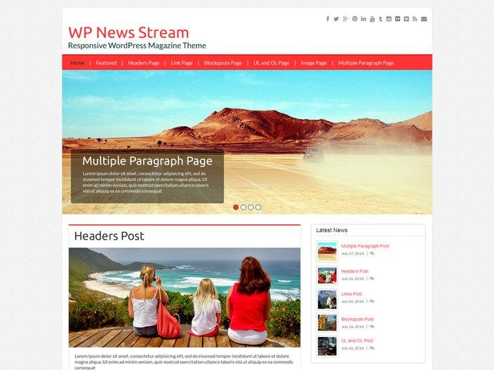 wp-news-stream-wp-theme
