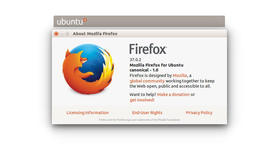 Install & Upgrade to Mozilla Firefox 37 0 2 on Ubuntu 15 04, Ubuntu