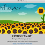 How To Install Sunflower File Manager on Ubuntu, Debian and Derivatives