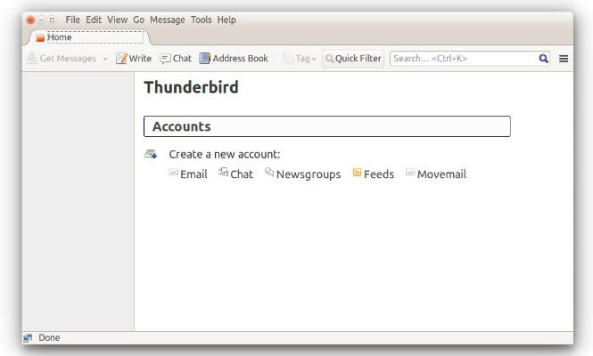 Install Mozilla Thunderbird 38 0 1 on Ubuntu 15 04 and