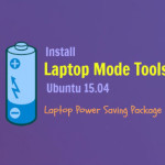 Install Laptop Mode Tools 1.67 in Ubuntu 15.04 & Ubuntu 14.04