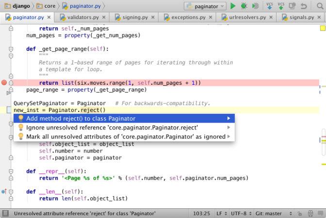 Install pycharm django python ide for ubuntu linux pronofoot35fo Gallery
