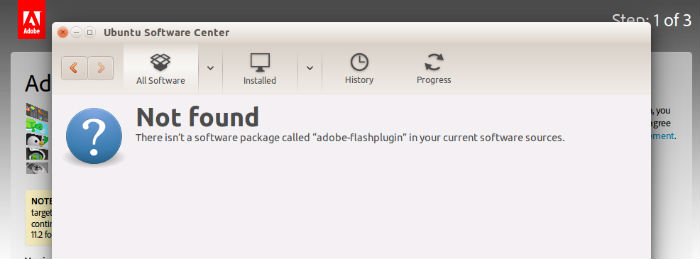 Install Flash Player For Firefox On Ubuntu 15 10 (Directly