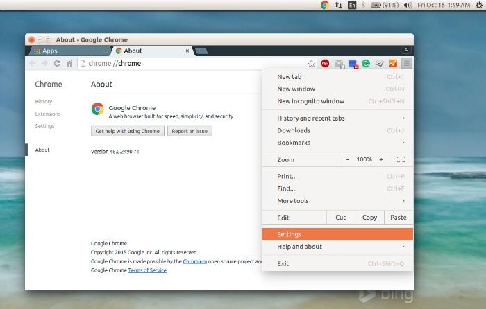 хром для линукс - фото 9