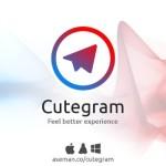 Install Cutegram 2.7.0 Telegram Client on Ubuntu 15.04 & Ubuntu 14.04