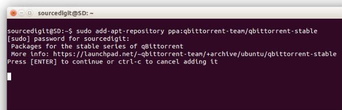 How To Install qBittorrent v3 2 4 on Ubuntu 15 10, Ubuntu