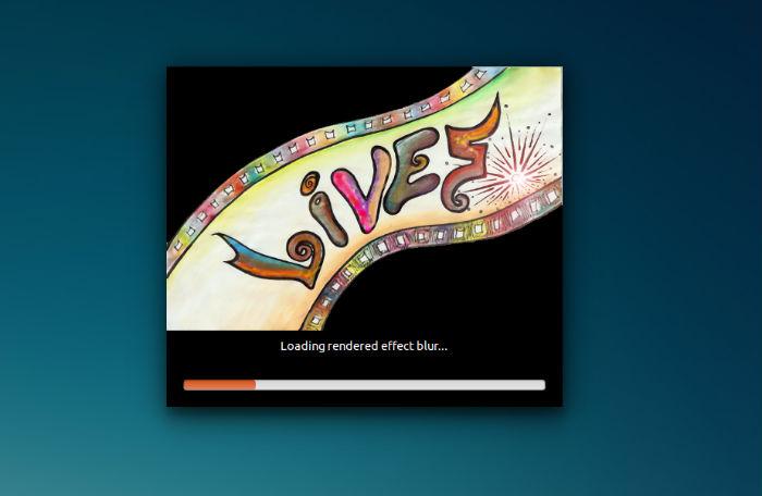 Install LiVES Video Editor 2.8.5 On Ubuntu Linux