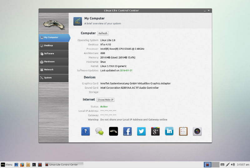 Install & Upgrade Linux Lite 2 8