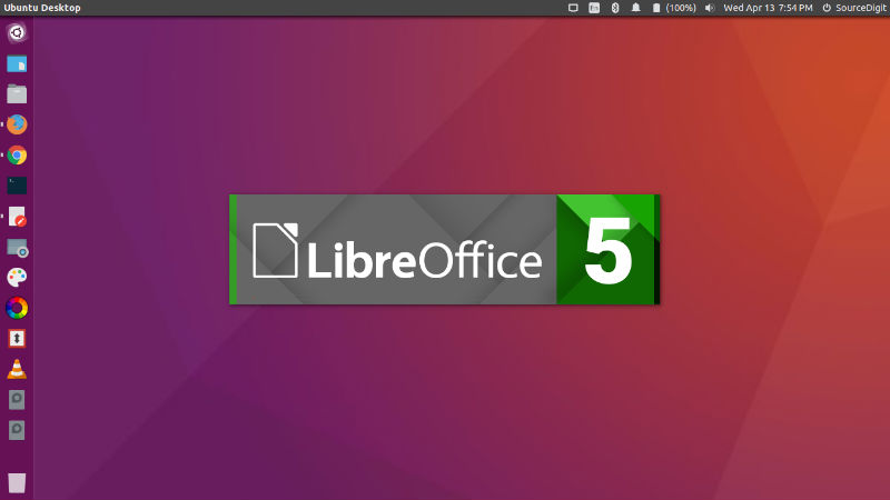 LibreOffice 5.4.1 Released – Install LibreOffice 5.4.1 Fresh On Ubuntu