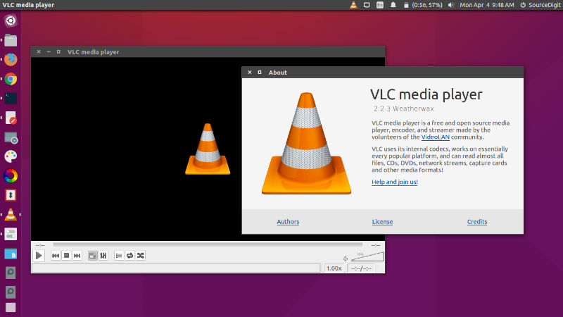 How to Install VLC for Ubuntu Unity/Mint-Best Media Player