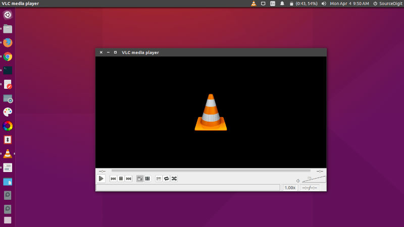 vlc pour ubuntu 17.04