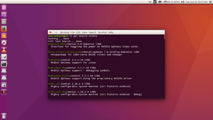 How To Install Nvidia Drivers On Ubuntu 16 04, Via Command Line