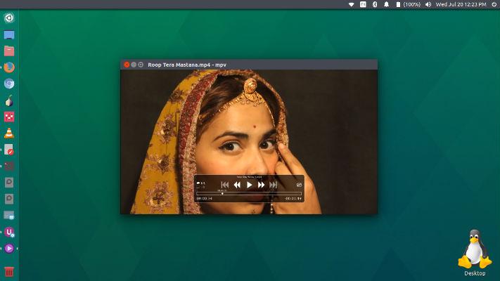 Install MPV Media Player On Ubuntu 17 04