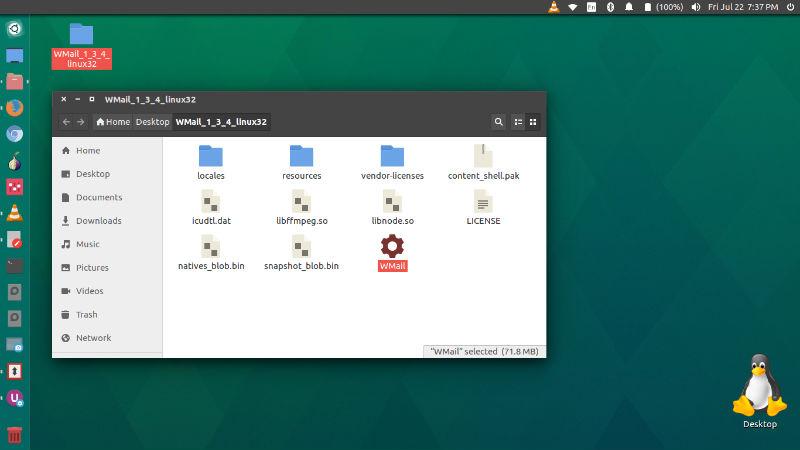 wmail-ubuntu