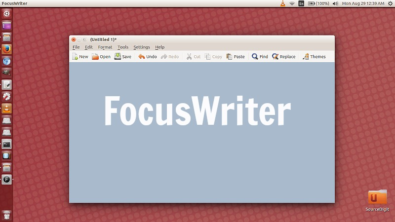 Word processors for mac os x