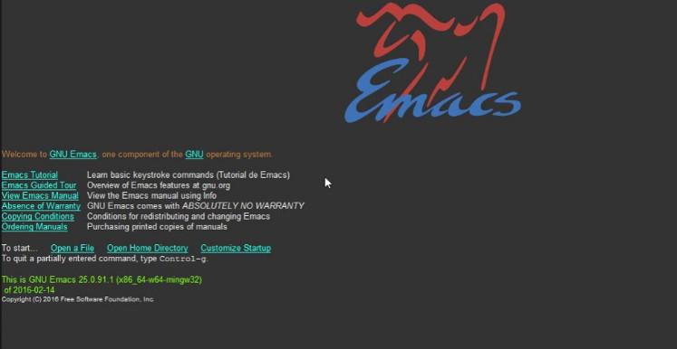 How To Install GNU Emacs 25 1 Text Editor On Ubuntu 16 04