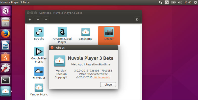 Nuvola Player 3 0 4 Released - Install Nuvola Player On
