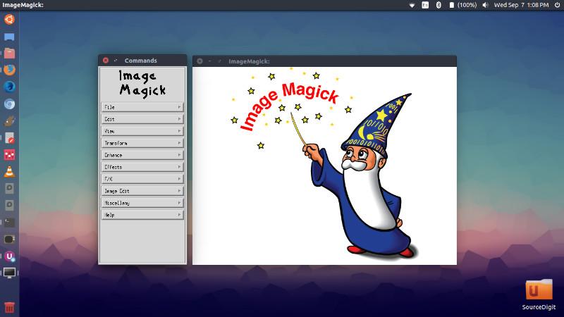 ImageMagick 7 0 3-0 Released - Install Imagemagick On Ubuntu Via Apt