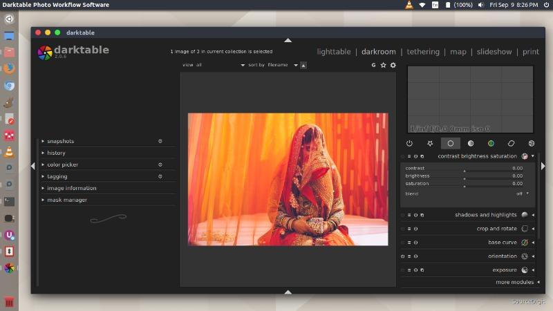 Photoshop Alternative For Ubuntu - Linux Photoshop Alternative