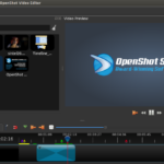 Install OpenShot Video Editor 2.4 on Ubuntu 17.04