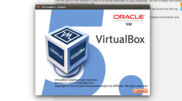 Install VirtualBox 5.1.14 For Linux Ubuntu Systems