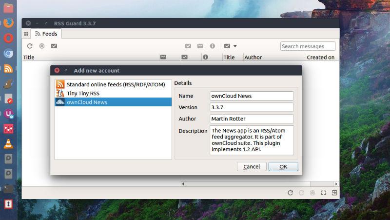 Install RSS Feed Reader On Ubuntu Linux